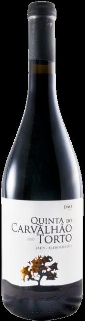 Vinho Tinto - Jaen Alfrocheiro 2007 - Carvalhão Torto
