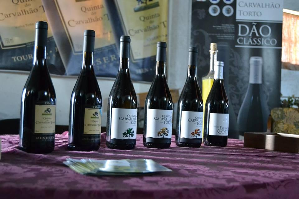 Carvalhão-Torto-Enoturismo e Vinhos