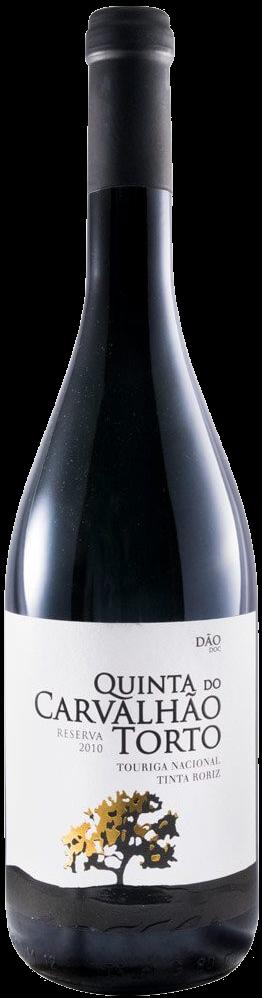 Vinho Tinto - Quinta do Carvalhão Torto - Touriga Nacional | Tinta Roriz - Reserva 2010